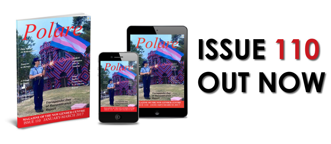 Polare Issue 110, Out Now