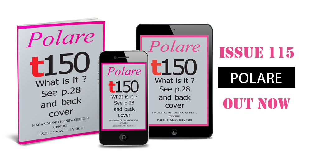 Polare Magazine Issue 115, OUT NOW
