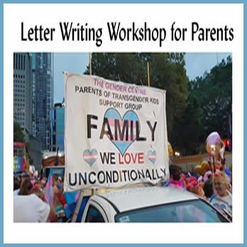Letter writing workshop