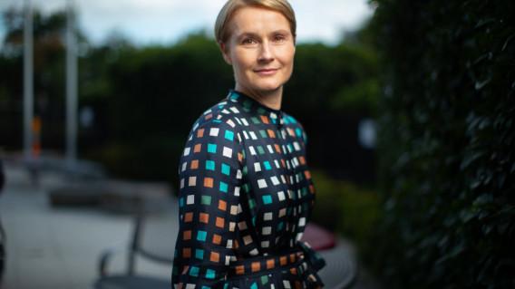 Staying on her feet: how Michelle Telfer won gender clinic battle