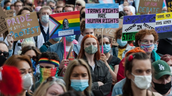 1 In 7 Transgender People Have Been Refused Care By GP In UK