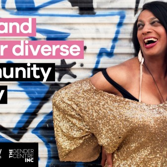Trans and Gender Diverse Community Survey Enters Last Weeks