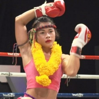 Transgender Thai Kickboxer Fighting for Sex Change