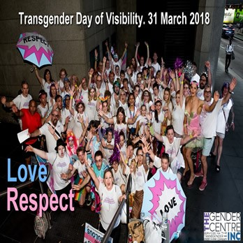 International Day of Transgender Visibility 2018